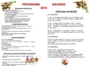 elcasar-fiestas-navidad-2013