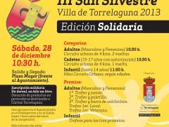 III San Silvestre Villa de Torrelaguna 2013