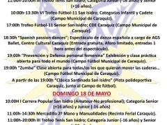 Comienzan las Fiestas de San Isidro en Uceda