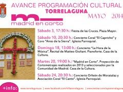 Programación Cultural de Torrelaguna