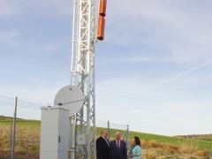 El Ayuntamiento de El Casar instala un Centro de TDT para que los vecinos de Nuevo Mesones puedan ver la televisión