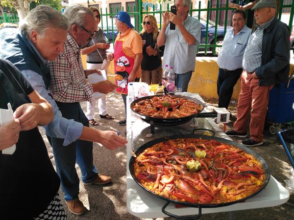 Fiestas Valdetorres de Jarama 2016