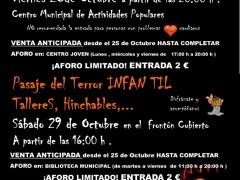 Halloween en El Casar