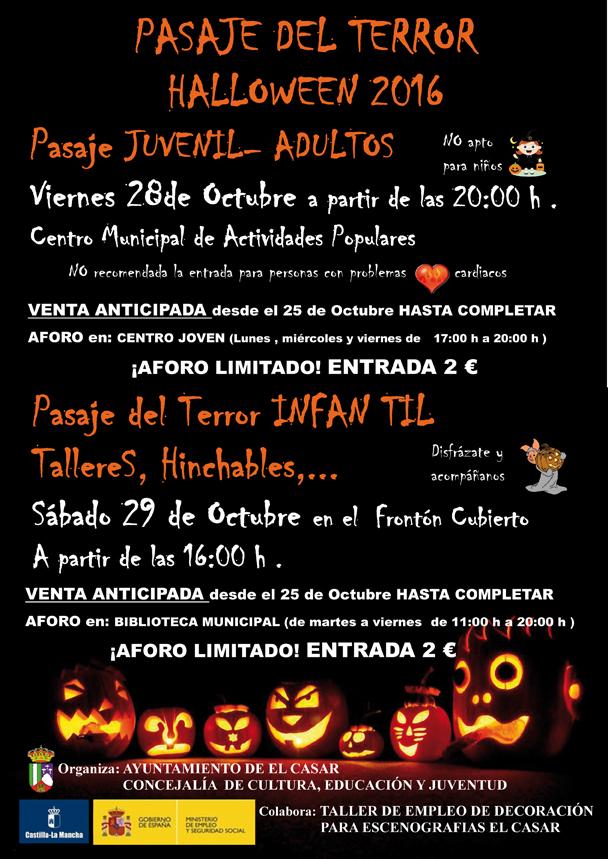 Halloween El Casar