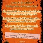 Halloween en Fuente el Saz