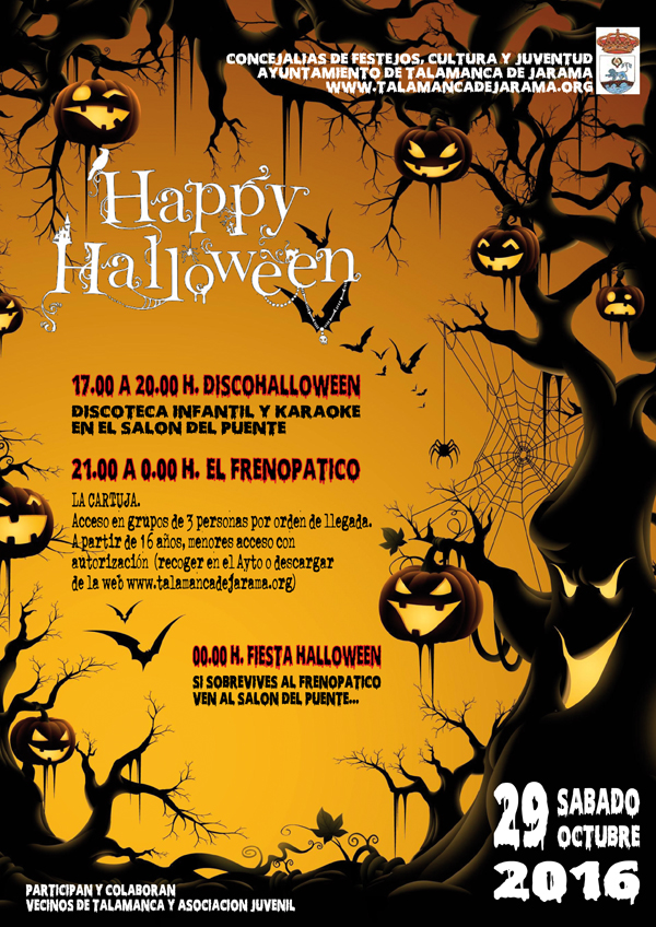 halloween-talamanca-de-jarama