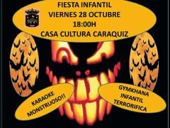Halloween en Uceda