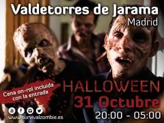 Halloween en Valdetorres de Jarama