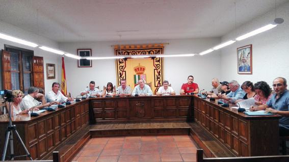 Pleno del Ayuntamiento de El Casar
