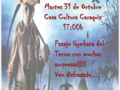Muchas sorpresas en la celebración de Halloween de Caraquiz