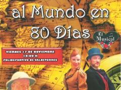 """""""La vuelta al mundo en 80 días"""", en Valdetorres de Jarama"""