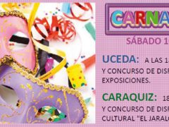Carnavales 2018 en Uceda y Caraquiz