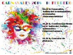 Carnavales 2018 Talamanca de Jarama