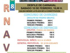 Carnavales 2018 en Valdetorres de Jarama