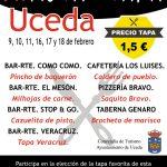 VII Ruta de la Tapa en Uceda