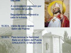 Festividad de San Blas 2018, en Talamanca de Jarama