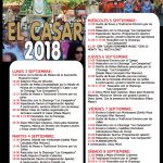 Fiestas de El Casar 2018