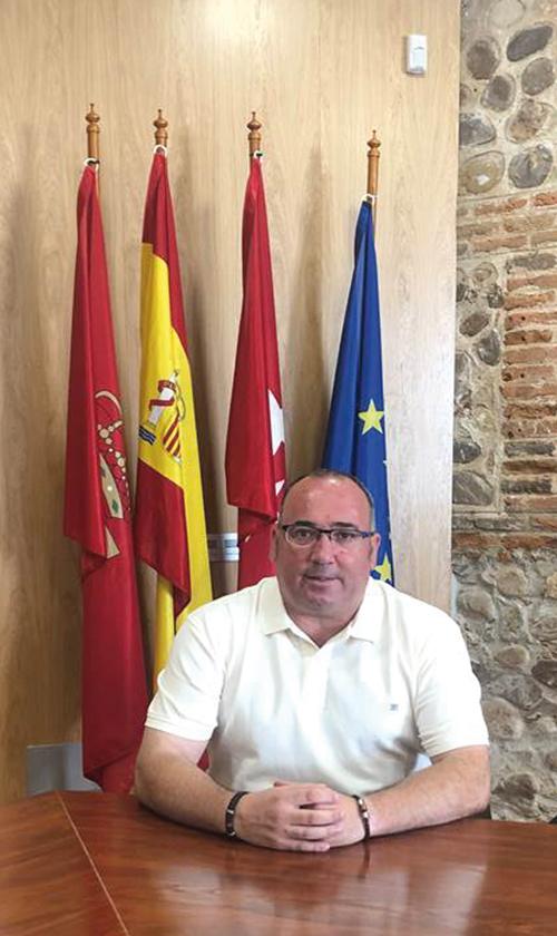 El alcalde de Valdetorres de Jarama, José María de Diego, en una entrevista exclusiva con la revista La Plaza