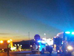 Cuatro heridos en un accidente en Talamanca de Jarama
