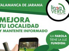 Talamanca de Jarama tiene una APP gratuita de «Línea Verde»