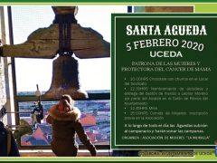 Uceda celebra la fiesta de Santa Águeda