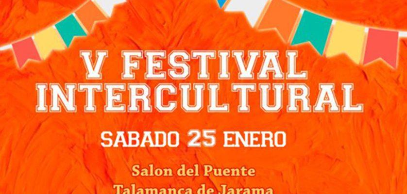 Talamanca de Jarama celebra su «V Festival Intercultural»