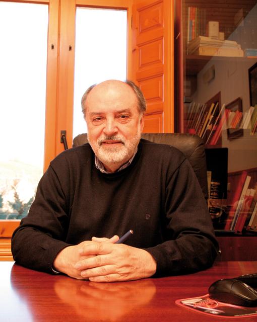 Pedro José Cabrera Cabrera, alcalde de Valdepiélagos