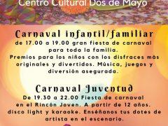 Fuente el Saz celebra sus carnavales 2020 para todas las edades