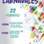 Premios de hasta 200 euros en los Carnavales de Talamanca de Jarama