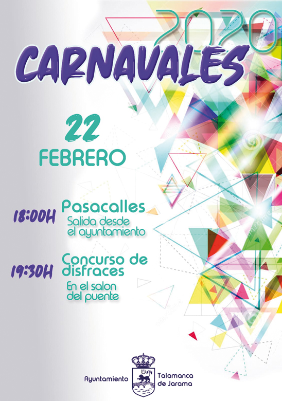 Carnavales de Talamanca de Jarama 2020