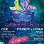 Carnavales 2020 en Uceda, Caraquiz y Peñarrubia
