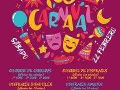 Valdetorres de Jarama celebra su carnaval 2020 con premios en metálico para sus concursos