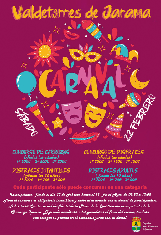 Carnavales de Valdetorres de Jarama 2020