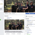 La Plaza ya está en Facebook