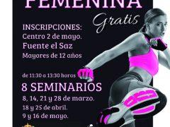 Fuente el Saz celebra el Día de la Mujer con un programa de actividades para todos los públicos