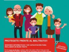 El Ayuntamiento de Fuente el Saz y Cruz Roja, juntos contra los malos tratos a los mayores