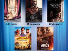 Talamanca de Jarama ofrece un especial «Premios Goya» en su «Ciclo de Cine» para marzo