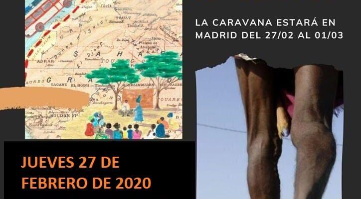 Valdepiélagos acogerá la «Caravana de las Alternativas Rurales y Urbanas» para que viva la Tierra