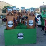 Valdepiélagos celebró sus carnavales con mucha diversión