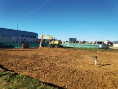 El Ayuntamiento de Valdetorres de Jarama comienza las obras del Punto Limpio