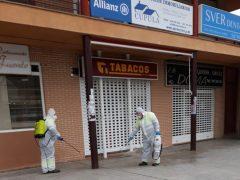 El Casar moviliza sus recursos para la desinfección del coronavirus en el municipio