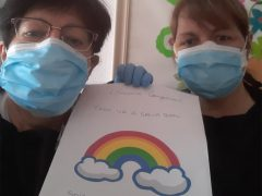 Dos empleadas de la Vivienda Tutelada de El Casar deciden pasar la cuarentena en el centro para cuidar de los mayores
