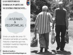 El Ayuntamiento de Valdepiélagos organiza concursos de historias y leyendas del pueblo, otro de fotografía y también de recetas