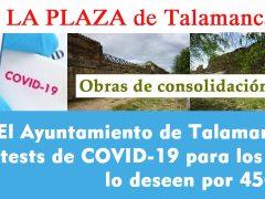 Los vecinos de Talamanca de Jarama podrán hacerse los test de Covid-19 por solo 45 euros