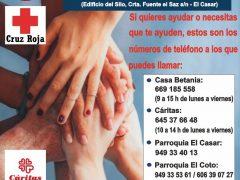 Nace Casa Betania en El Casar para ayudar a los más desfavorecidos del municipio