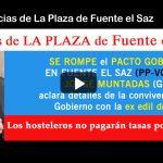Entrevista a Jorge Muntadas (GnA) de Fuente el Saz tras la ruptura del pacto de Gobierno entre PP-Vox