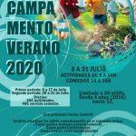 Comienza el campamento de verano de Talamanca de Jarama
