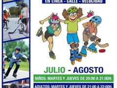 Comienzan las clases de patinaje en El Casar para niños y adultos