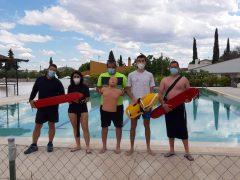 Se abre la piscina municipal de Talamanca de Jarama
