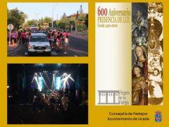 Suspendidas las fiestas patronales de Uceda, Caraquiz y Peñarrubia por el Covid-19